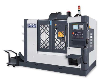 台湾製マシニングセンターEMV600