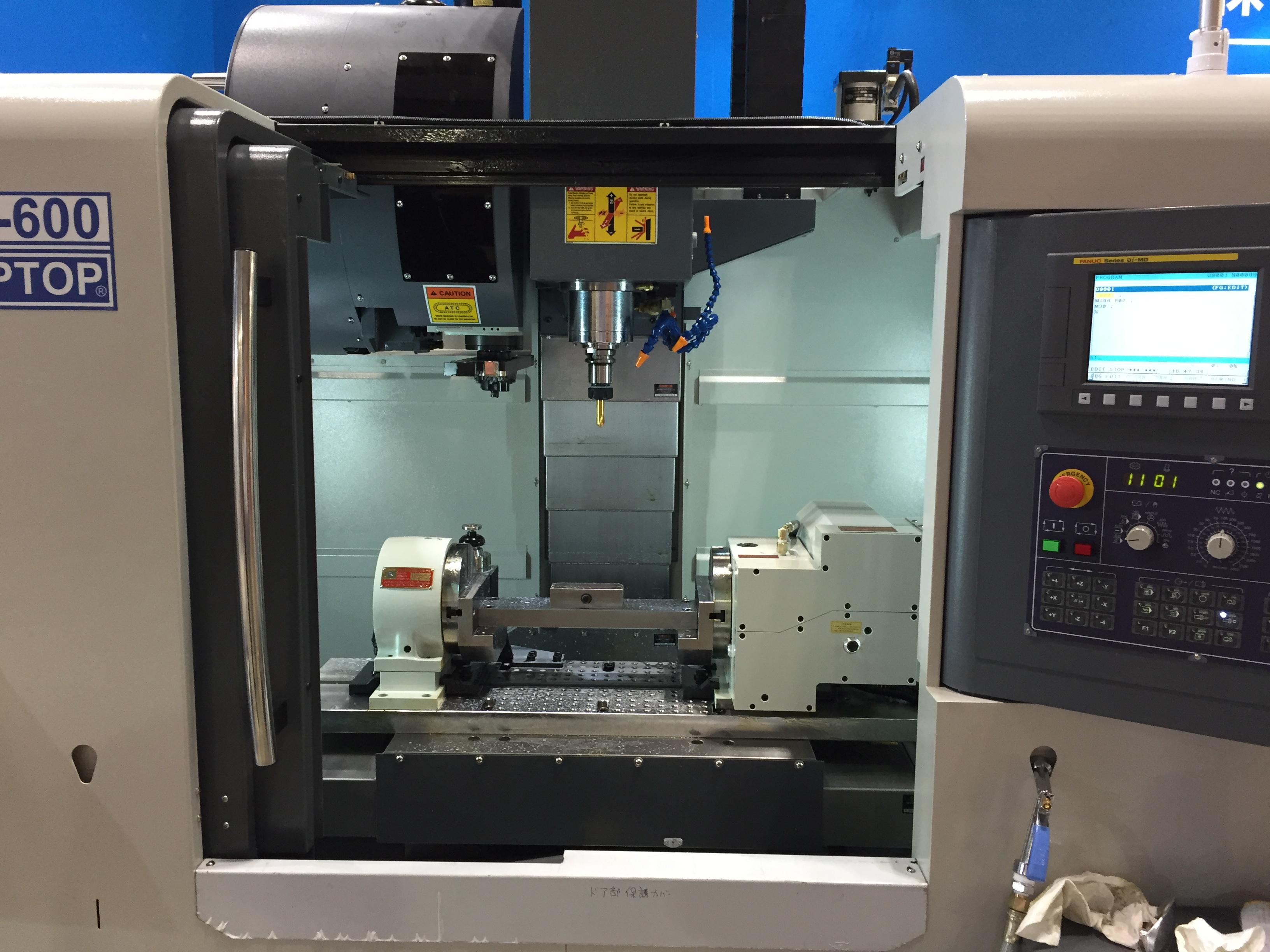 低価格マシニングセンターEMV-600